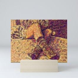 Covered Roots Mini Art Print