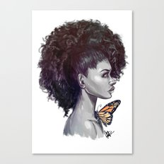 Chrysalis Canvas Print