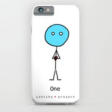 ONE  by ISHISHA PROJECT iPhone 6s Slim Case