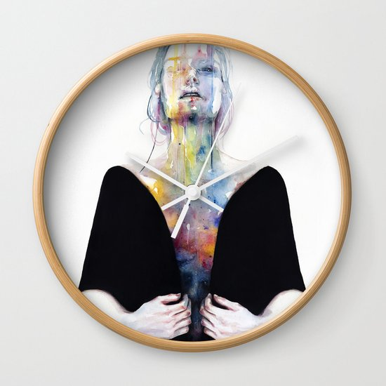 another one (inside the shell)  Wall Clock