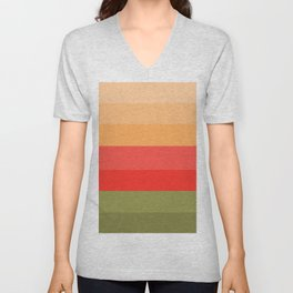 Martini Cocktail - Abstract Unisex V-Neck