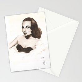 Black HERstory: Lena Stationery Cards