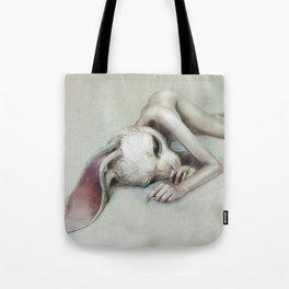 rabbit_4 Tote Bag