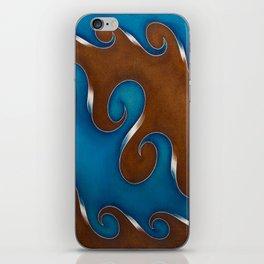 Vortex, No. 3 iPhone Skin