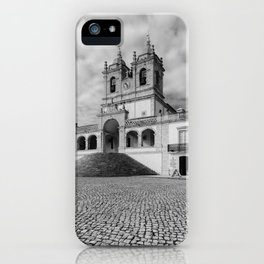 Sanctuary of Our Lady of Nazare iPhone Case