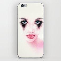 MonGhost XII - TheWarriorGirl iPhone & iPod Skin