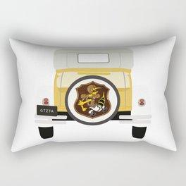 Ramblin Wreck Rectangular Pillow
