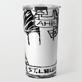Fuck You Fuck off Travel Mug
