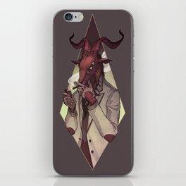 Devil Do iPhone Skin