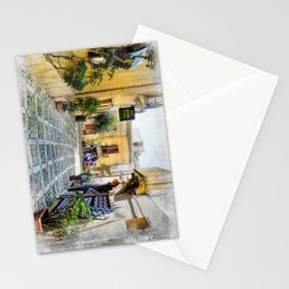 Erice art 3 Stationery Cards