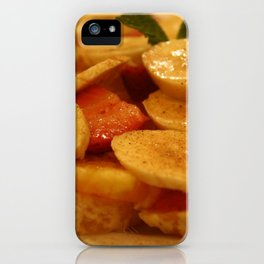 Fruits du Maroc iPhone Case