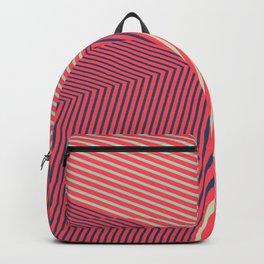 Geometric Design No1 Backpack