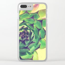 Fat Betty Clear iPhone Case