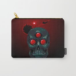 Horror From Beyond Time and Spaaaaaaace! Carry-All Pouch