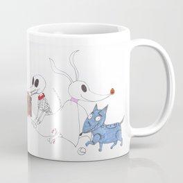 3 Dead Dogs Coffee Mug