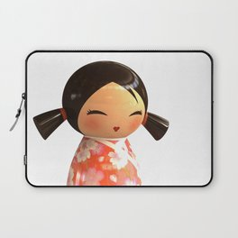 Kokeshi 07 Laptop Sleeve