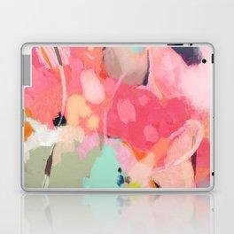 spring moon earth garden Laptop & iPad Skin