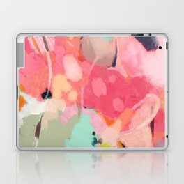 spring moon earth garden Laptop & iPad Skin