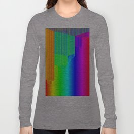 R Experiment 4 (quicksort v2) Long Sleeve T-shirt