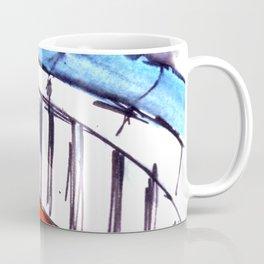 Experimentation of Color Coffee Mug