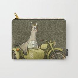 Sidecar Llama Carry-All Pouch