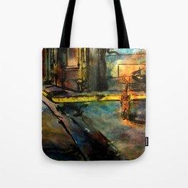 Street Cat Tote Bag