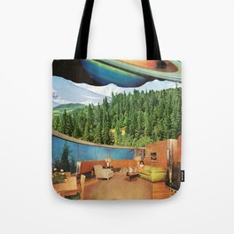 Round House Tote Bag
