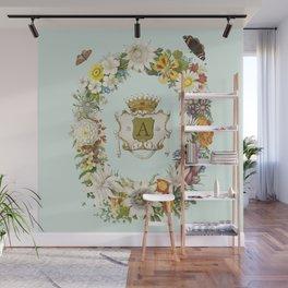 Vera Natura Initials - A Wall Mural