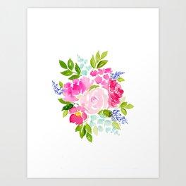 Prom Queen Art Print