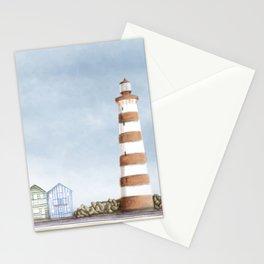 Aveiro landscape Stationery Cards