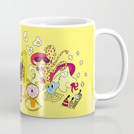 Freak Party Version 3 Coffee Mug