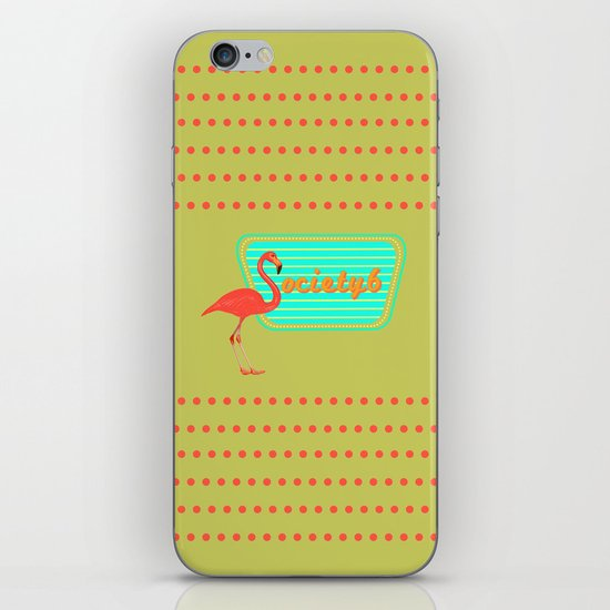 S6 TEE iPhone & iPod Skin