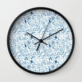 Chemistry Wall Clock