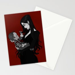A Mother Most Macabre Stationery Cards