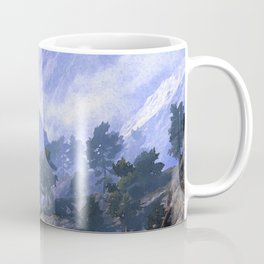 Our beloved mountains Coffee Mug