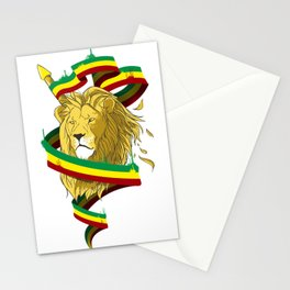 Reague Lion Stationery Cards