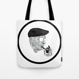 A Pipeful Pleasure Tote Bag