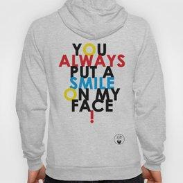 Smiley Face Hoody