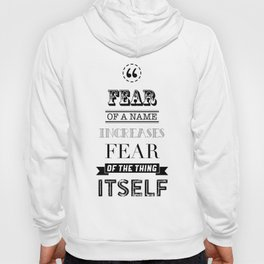 hp quotes: Philosophers Stone Hoody