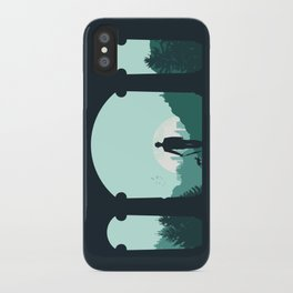 Time Traveler iPhone Case