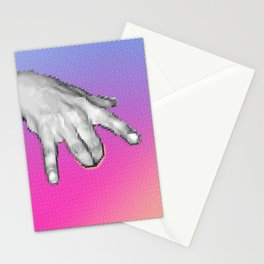 Computational Fingerbang Stationery Cards