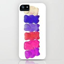 6 bears iPhone Case