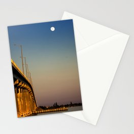 Bridge To The Moon Stationery Cards