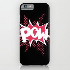 POW! Slim Case iPhone 6s