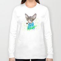 hawaii Long Sleeve T-shirts featuring Hawaii by dogooder