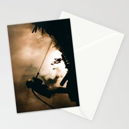Into The Smoke Stationery Cards
