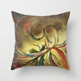 Splendid Vine Throw Pillow