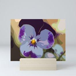 Big Flower Mini Art Print