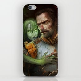 Condemned By Fire iPhone Skin