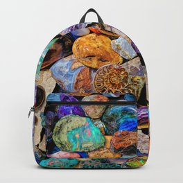 Rocks and Minerals, Geology Backpack